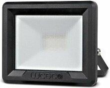 luceco LED Fluter 50 Watt, 4000 Lumen