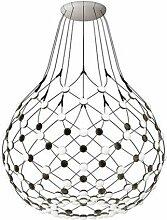 Luceplan Mesh Pendelleuchte LED Mit 3 Meter Kabel