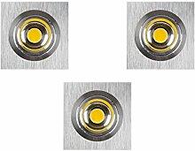 Lucide LED-SPOT - Einbaustrahler - LED - 3x5W