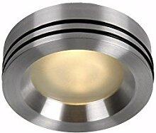 Lucide Shower-Einbaustrahler-Durchmesser 8,8