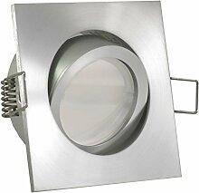 LUCIDO LED 10er Set 6W dimmbar 230V GU10 Decken