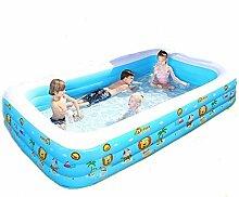 lucky coco Whirlpool Swimmingpool Aufblasbar Pool