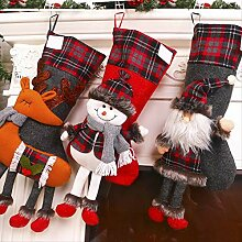 LUCKYYY Weihnachtsschmuck, Christbaumanhänger,