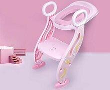 Ludage Kind WC Stuhl Baby Toilette Leiter Kind