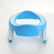 Ludage Kinder WC Baby Toilettensitz Faltung Auto