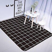 Ludage Schlafzimmer Teppich Matte Haus Dekoration