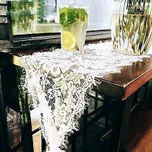 Ludage Spitze Tischdecke Hochzeitsdekoration Party