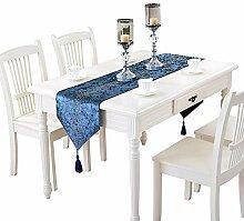 Ludage tischläufer Tischdekoration Europäischen