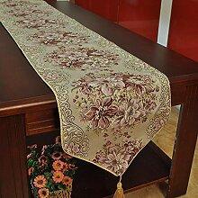 Ludage tischläufer Tischdekoration Moderne