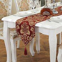 Ludage tischläufer Tischdekoration Tischfahne