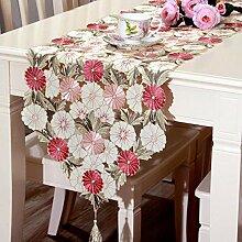 Ludage tischläufer Tischdekoration Wasserdichte