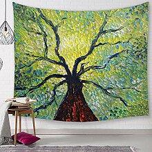 Ludage Wohnteppich Digital Druck Tapete Wand Decke