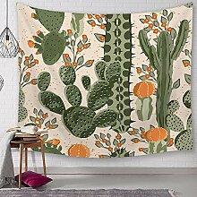 Ludage Wohnteppich Kaktus Serie Wandteppich