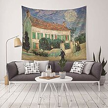 Ludage Wohnteppich, Landschaft Malerei Tapete
