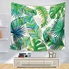 Ludage Wohnteppich Tropische Pflanze Serie Tapete