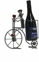 LUDI-VIN 1499Flaschenhalter Koch auf Fahrrad,