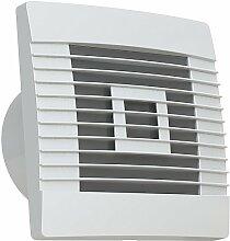 Lüfter Badlüfter Ventilator mit Nachlaufrelais und Bewegungsmelder Ø 100, 120, 150 mm Prestige (Ø 150)