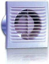 Lüfter Ventilator Hygrostat Timer 100mm 95m³h Gleitlager