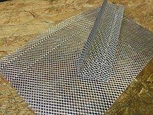 Lüftungsprofil Winkel aus Alu Multischutzgitter Insektenschutzgitter 60/30mm x 10m