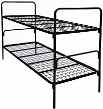 Lüllmann Etagenbett, Metall Bett, Doppelbett,