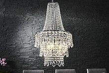 Lüster Barock Design Kronleuchter Kristall Lampe