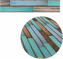 LUFA 5M Selbstklebendes Holz Korn Boden Kontakt
