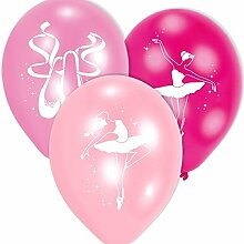 Luftballons Ballett Themendekoration Dekoration Kindergeburtstag