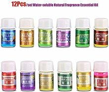 Luftbefeuchter ätherisches Öl 12 Stück/Set