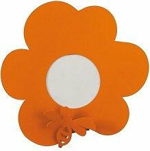 Luftbefeuchter Biene auf Blumen Arti e Mestieri Farbe Orange