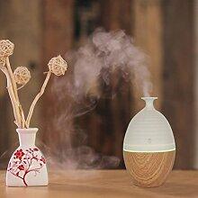 Luftbefeuchter, BZLine® USB LED Aroma Luftbefeuchter ätherisches Öl Diffusor Aromatherapie Reiniger (C)