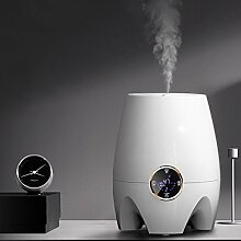 Luftbefeuchter hause stumm aromatherapie weiß 4,5L25W schlafzimmer luft schwangere frauen kleine baby mini wasser auf die intelligente konstante luftfeuchtigkei
