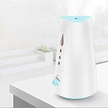 Luftbefeuchter hause stumm blau 3L klimaanlage luftreinigung schlafzimmer mit hoher kapazität büro luftbefeuchter aromatherapie
