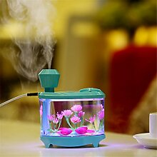 Luftbefeuchter Heizung Aroma Diffuser mit LED