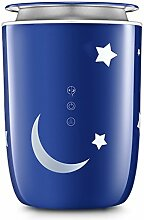 Luftbefeuchter home full touchscreen stumm blau 4L28W büro schlafzimmer negative ionen kreative nano saubere luf