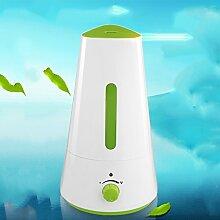 Luftbefeuchter home office stumm licht grün 1.5L20W aromatherapie desktop luftbefeuchter schlafzimmer luftbefeuchter
