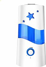 Luftbefeuchter home stumm blau 2.3L20W schlafzimmer büro mini hohe kapazitä