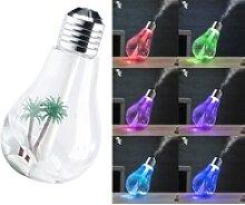 Luftbefeuchter im Glühbirnen-Design, mit