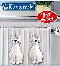 Luftbefeuchter Katze 2er-Set,1 Pack.