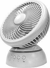 Luftbefeuchter Mini Fan USB wiederaufladbare Wasser Nebel Fan Büro Haus Round Table Sockel Kühlung Fan , 6