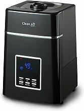 Luftbefeuchter mit Ionisator CA-604 Black, für