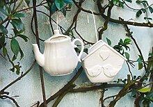 Luftbefeuchter Teekanne Leopoldina