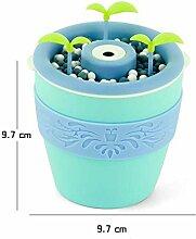 Luftbefeuchter USB Home Mute Schlafzimmer Mini Luft Luftbefeuchter Klimaanlage Büro Purify,blau