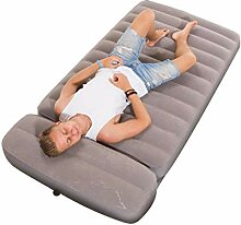 Luftbett - Mit Kissen Luftmatratze Doppelte