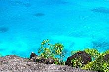 Luftbild Coastal Rocks - Puzzle Puzzless für