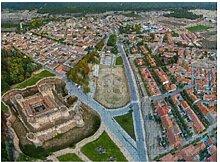 Luftbild Coca Historical Village - 500 Puzzles