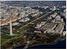 Luftbild Washington Monument United - 500 Puzzles