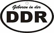 Lufterfrischer DDR weiß schwarz in Duftnote Wald ++ DAS Ostprodukte Geschenk – DDR Traditionsprodukt und Ossi Kultprodukt – Geschenkidee für alle Ostalgiker aus Ostdeutschland vom Ostprodukte Experten – Ostpaket mit DDR Klassiker – Ideal für jedes DDR Geschenkset ++ GRATIS: Zu jeder Lieferung erhalten Sie immer genau die hier angezeigte DDR Geschenkkarte (copyright Ostprodukte-Versand) !! ++
