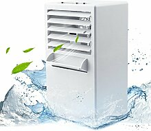 Luftkühler Mini Klimaanlage , Tragbare EEIEER 2