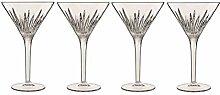 Luigi Bormioli 12459/02 Mixology Martini-Glas, 200