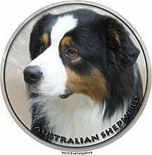 LUKKA Australischer Schäferhund Aufkleber 15 cm